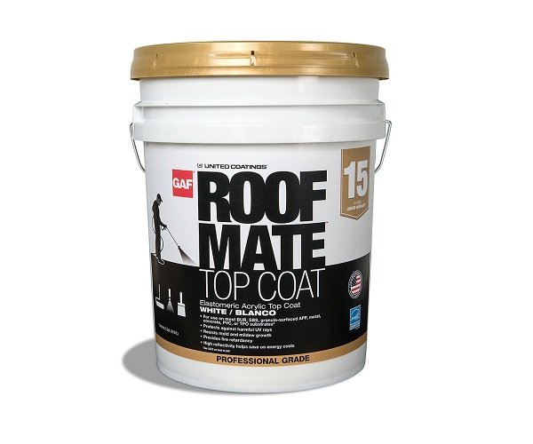 RoofMate Top Coat- финишное покрытие